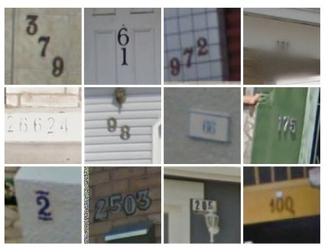 How Google Cracked House Number Identification in Street View | Big Data | Scoop.it