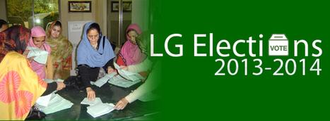 Pakistan Elections Information Portal   Pakistan Voters   Scoop.it