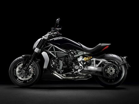 Ducati XDiavel S wins 'Red Dot Award: Best of the Best' in the Product Design category | Ductalk Ducati News | Scoop.it
