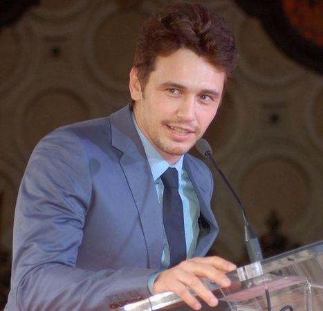 James Franco – L'homme de la semaine | Dessine moi le cinéma | Scoop.it