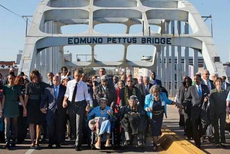 """Leonard Pitts Jr.: Revisiting Selma 50 years later"" 