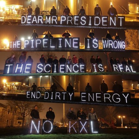 No Deal, Mr. President @BarackObama - #NOKXL - Its not worth the Risk. | Fossil Fuels | Scoop.it