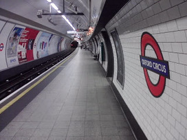 The EFL SMARTblog: 150 Years of The Tube | British life and culture | Scoop.it