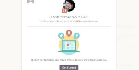 Klout Reinvents Itself With Content Sharing - First Look | Digital-News on Scoop.it today | Scoop.it