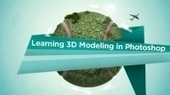 Photoshop 3D Tutorial - Learn How to Create 3D Models | Udemy | Online Learning Marketplace | Scoop.it