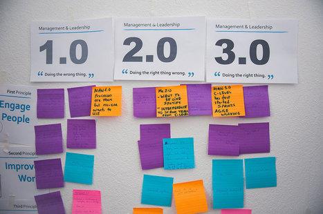 What is Management 3.0? - Management 3.0 | Facilitation du travail d'équipe | Scoop.it