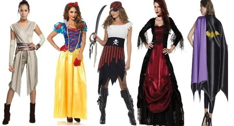 Top 7 Halloween Costumes of All Time - PerkyCoupons Blog | Hot and Latest Deals and Coupons | Scoop.it