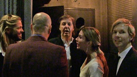 Paul McCartney DENIED entry at Grammy Party | Total Knowledge | Scoop.it