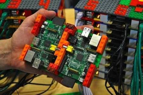 New guide: Bake your own Raspberry Pi Lego-crust cluster • The Register | Modern Educational Technology and eLearning | Scoop.it