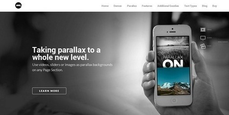 40 Best WordPress Themes From May 2014 | Templates And Themes | Scoop.it