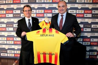 Mas afirma que una Catalunya amb estat propi estaria 'en la primera ... | ESPORTS AMB CATALUNYA | Scoop.it