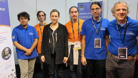 Télécom SudParis présente les métiers d'ingénieurs du gaming | SeriousGame.be | Scoop.it