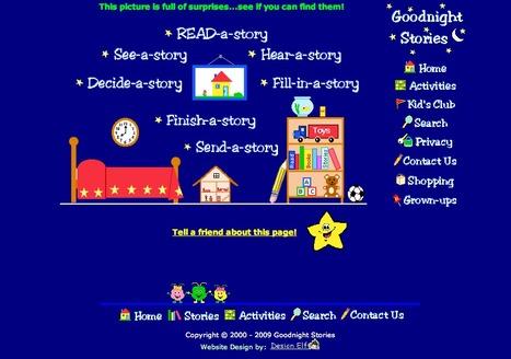 Goodnight Stories | IKT och iPad i undervisningen | Scoop.it