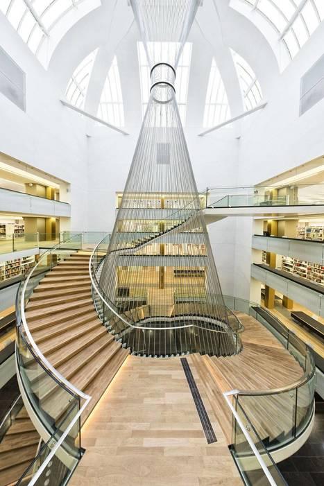 Qualité de l'accueil : les bibliothèques universitaires en tête du classement | Bibliothèque et Techno | Scoop.it