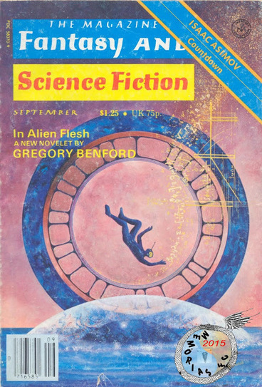 Memórias da Ficção Científica: The Magazine of Fantasy and Science Fiction (volume 55, nº 3 (328), Mercury Press, Sept. 1978) | Paraliteraturas + Pessoa, Borges e Lovecraft | Scoop.it
