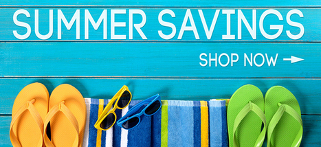 The Bigcommerce Blog - Download our free summer sale graphics to give your online store a seasonal boost | Digital-News on Scoop.it today | Scoop.it