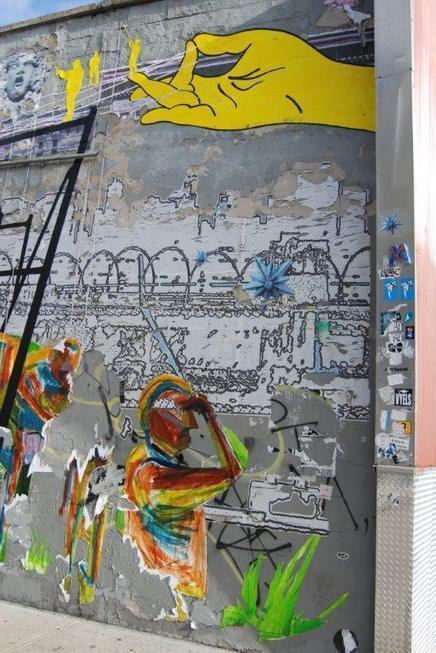 Men at work à Brooklyn, NY | Les créations de Tarek | Scoop.it