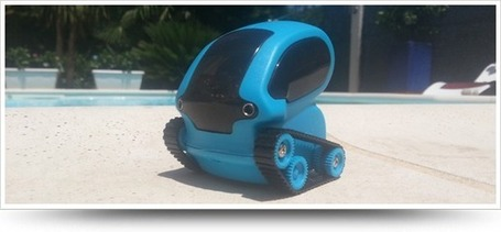 Gagnez un micro-robot DeskPet TANKBOT Dongle | Freewares | Scoop.it