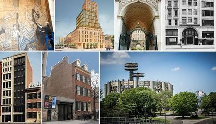 Mapping 10 Preservation Battles Being Waged In NYC Right Now - Curbed NY | News in Conservation | Scoop.it