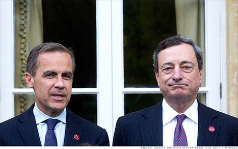 U.K., Europe central bankers fighting different fires   Australia, Europe and South America   Scoop.it