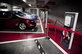 Rose Quarter plugs in 10 EV charging stations | Sustainable Business Oregon | BizGlobal Oregon | Scoop.it