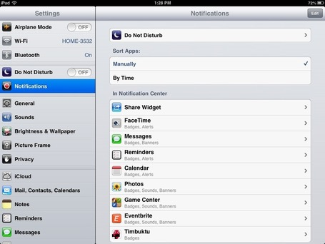 Parental Controls in your iPad's Settings Menu | iPADS EN EDUCACIÓN | Scoop.it