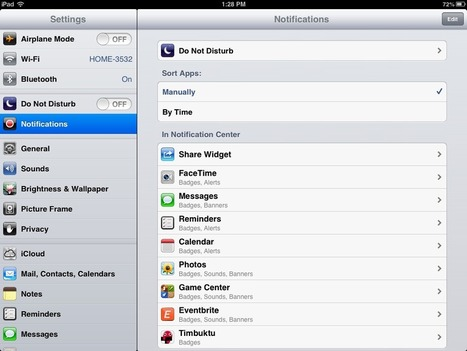Parental Controls in your iPad's Settings Menu | iPADS EN EDUCACIÓN | Scoop.it