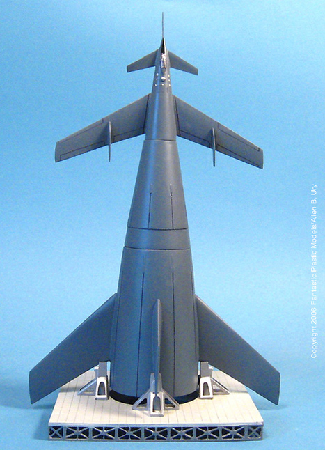 Wernher von Braun's Fantastic Vision: Ferry Rocket   WIRED   Outbreaks of Futurity   Scoop.it
