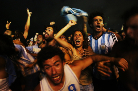 Watching the World Cup | Campaigns and Strategies - Marketing with Impact | Scoop.it
