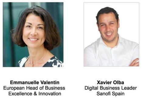 Translating Digital into an Organization Strategy at Sanofi | ComunicaFarma | Scoop.it