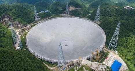 Astronomy and Space News - Astro Watch: China Completes Installation of World's Largest Telescope   New Space   Scoop.it