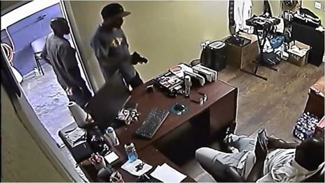 Shop owner fights back, shoots robber – and it's captured on video | Criminal Justice in America | Scoop.it