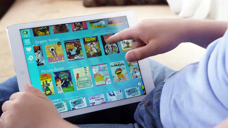 Unlimited e-book service Epic brings the library to your kids for $5 a ...   Learning activities for kids   Scoop.it