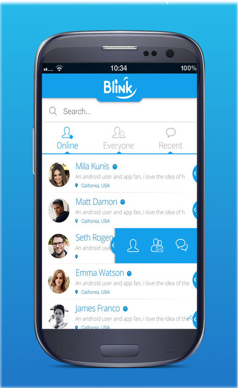 BlinkChat  for LinkedIn. | Blink Chat for LinkedIn™ | Scoop.it