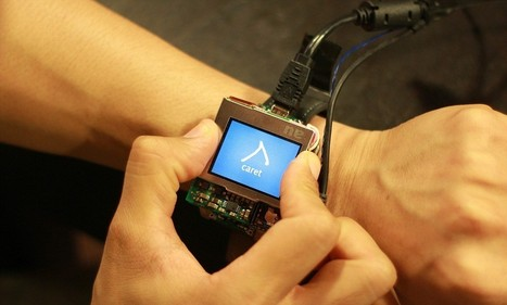 Time to play! The smartwatch that doubles up as a JOYSTICK | MOVIES VIDEOS & PICS | Scoop.it