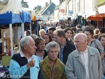 Foire de la Saint-Simon à Charny | Charny et la Puisaye-Forterre | Scoop.it