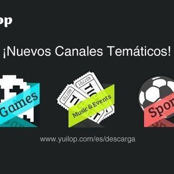 yuilop lanza Canales Temáticos, un nuevo formato de publicidad hipersegmentado | LOLAPublicity | Scoop.it