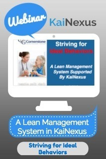 A Study of a Successful Lean Management System [Webinar on Demand] | Lean | Scoop.it