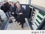 La fibre optique poursuit son déploiement à Angers - Angers Numérique | Nouveaux marchés - Telcospinner | Scoop.it