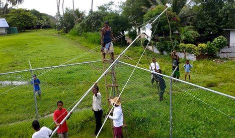 Pour partager il faut du réseau ! un livre sous licence CC -> Réseaux sans fil dans les  pays en développement | Ressources éducatives libres (OCW, OEC et REL) | Scoop.it