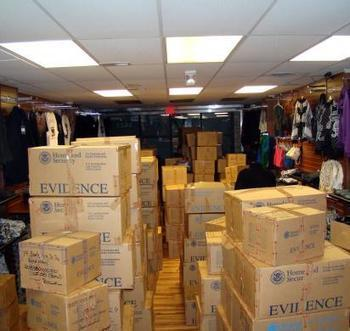 HSI seizes more than $1 million in counterfeit goods from Detroit retailer   Anti-counterfeiting   Scoop.it