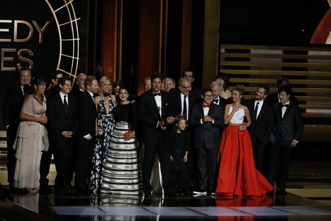 Emmys 2014: Repeat winners 'Breaking Bad,' 'Modern Family' dominate | interlinc | Scoop.it