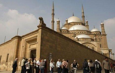 Egypte: La fréquentation touristique en hausse de 14,5% | Égypt-actus | Scoop.it