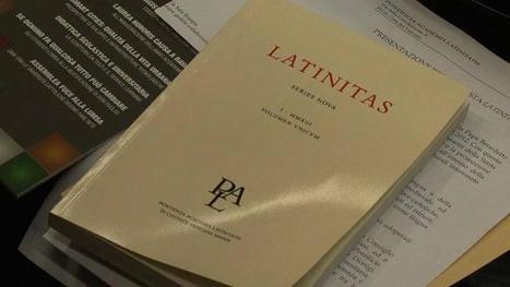 El latín es la lengua que está en nuestra forma de pensar - Aica On line   Cultura Clásica y Latín   Scoop.it