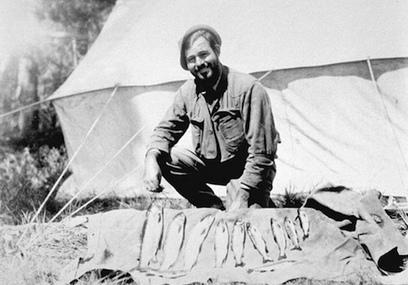 Ernest Hemingway's summer camping recipes   Biblio   Scoop.it