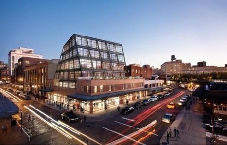 Etats-Unis : Le nouveau flagship de Samsung met l'accent sur l'experientiel et le digital | Retail Concept & Digital | Scoop.it