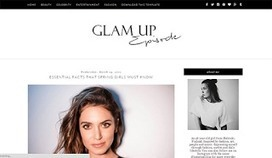 Glam Up | Blogger themes | Scoop.it