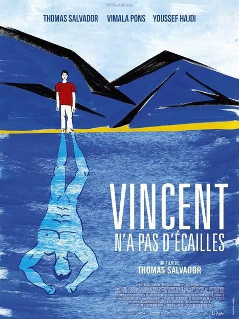 Vincent n'a pas d'écailles / Thomas Salvador | Nouveautés DVD | Scoop.it