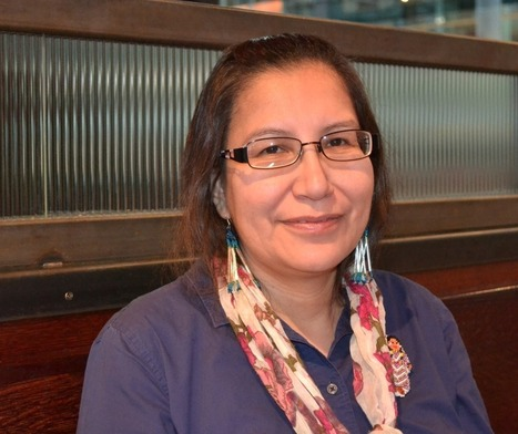 Sylvia McAdam: Canada and a devastated indigenous land - #idlenomore #WATER #keystone #tarsands | IDLE NO MORE WISCONSIN | Scoop.it