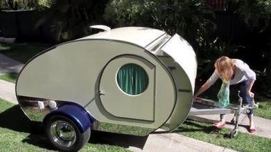 Cette caravane cache en fait quelque chose d'incroyable | Camping-Suisse.info | Scoop.it